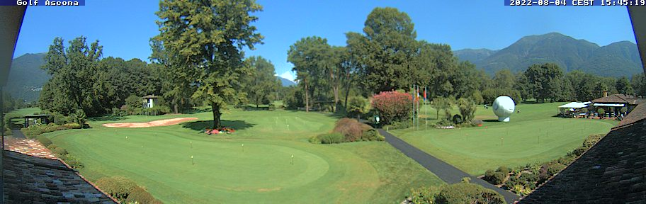 Golf Club Patriziale Ascona Livecam Mobotix Q22