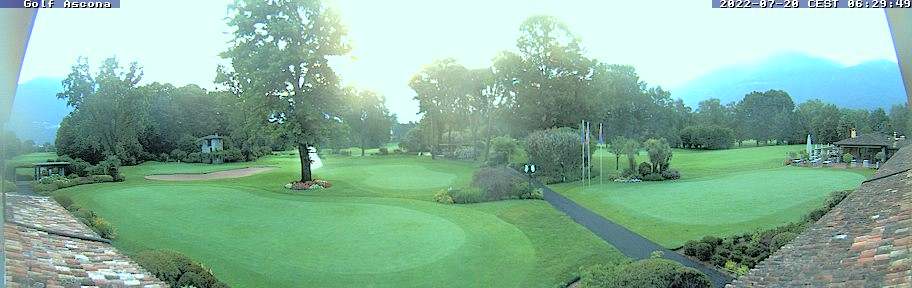 Golf Club Patriziale Ascona Livecam Mobotix Q22
